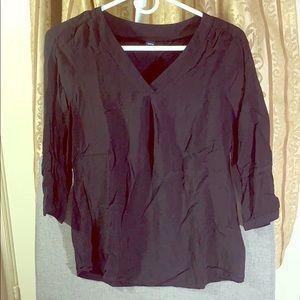 Old Navy - V Neck Shirt - Size XS